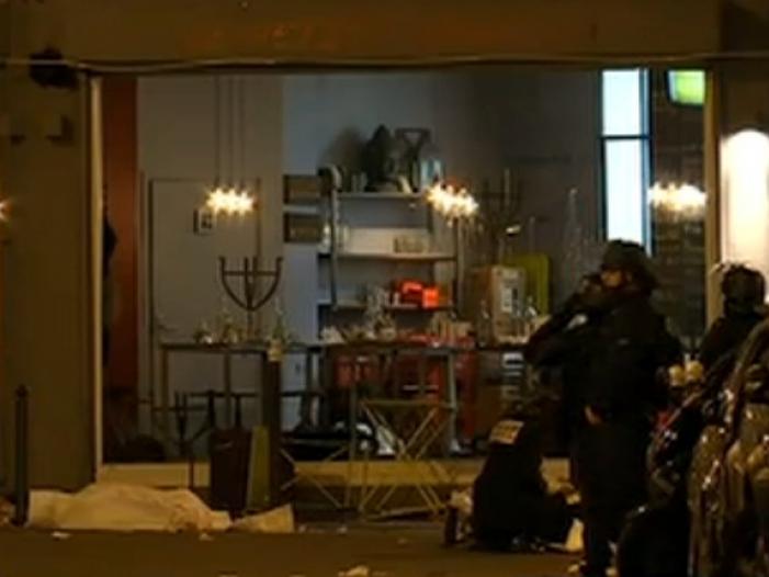 Bild von Bericht: Attentäter wollte ins Stade de France