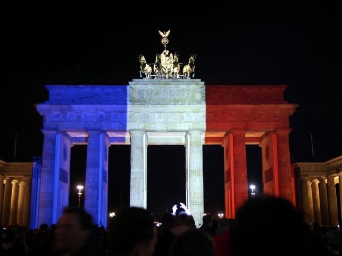 Bild von Weltweite Trauer und Solidarität nach Terroranschlägen in Paris