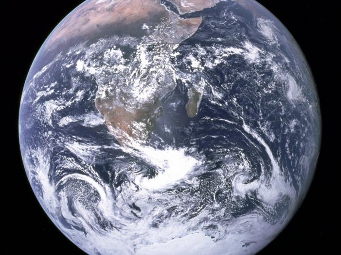 Experte: Klimawandel ist wie Asteroideneinschlag in Super-Zeitlupe