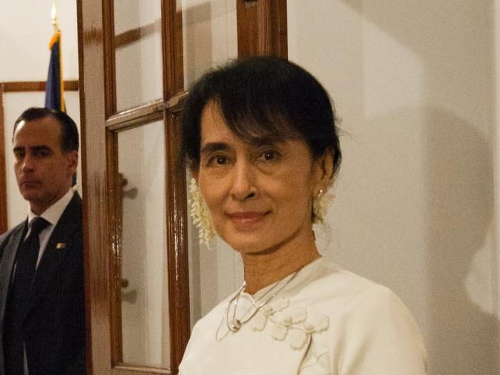 Aung San Suu Kyi, über dts Nachrichtenagentur