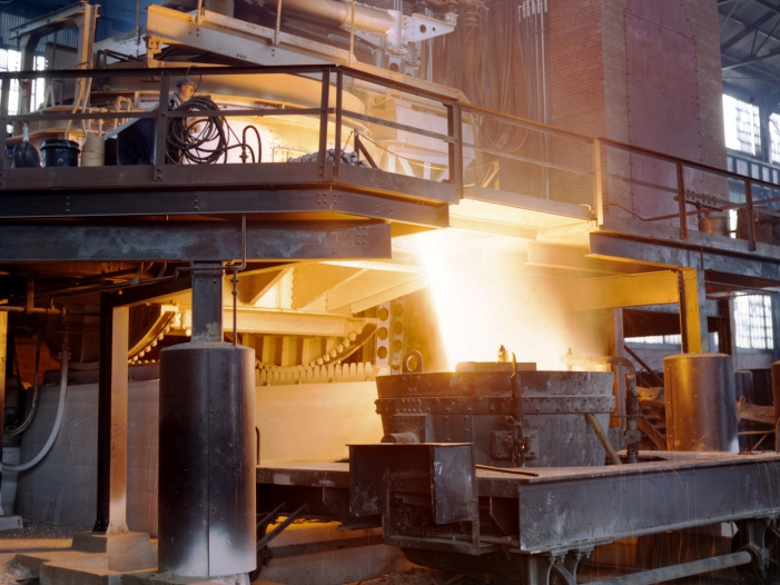 Bild von Stahlverband sieht Zehntausende Jobs in Gefahr