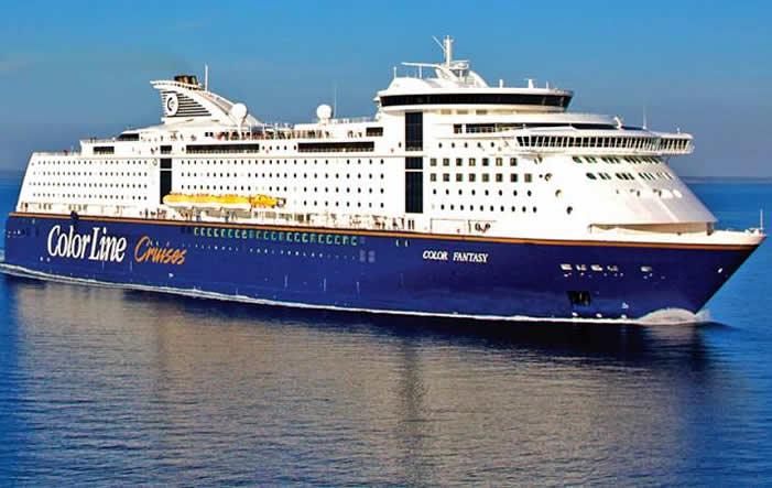 Photo of Color Line Cruises: Tagungen auf hoher See ab Kiel