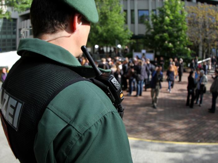 Deutsche Polizei verschärft nach Terrorwarnung Sicherheitsmaßnahmen