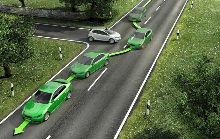 Bild von Expertentipp: Mit Fahrsicherheitssystemen lassen sich Unfälle verhindern