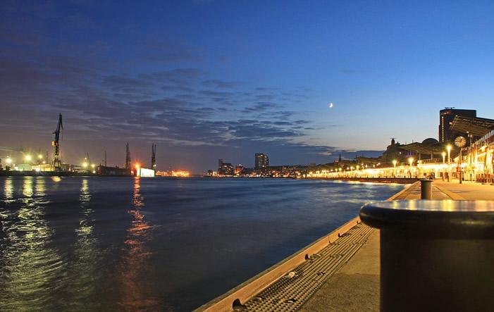 VAN GRAAF: von der Elbe nach Osteuropa