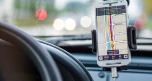 Navigation mit Smartphone