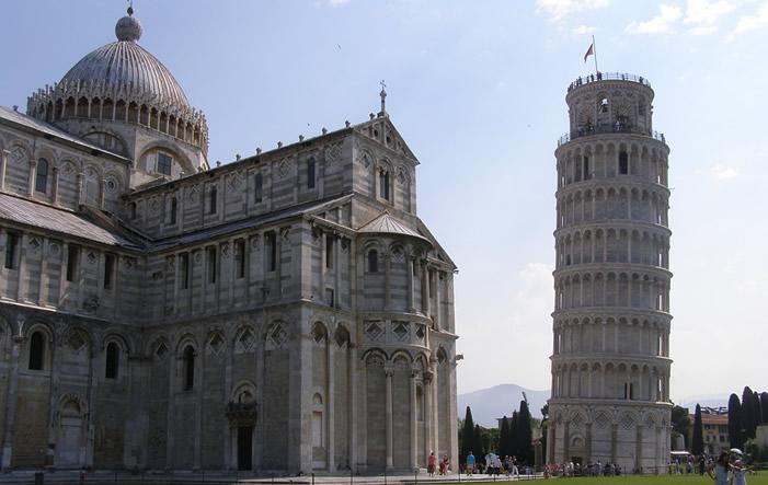 Pisa-schiefer-Turm Instabiles Stabilitätsgesetz, Kommentar zu Italien von Thesy Kness-Bastaroli