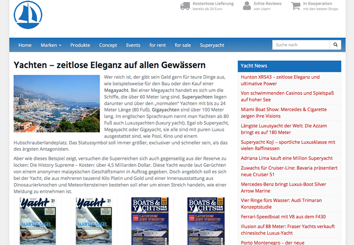 Photo of Affiliate Theme: WordPress-Designvorlage mit vielen Funktionen