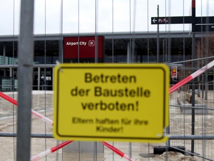 Photo of Berliner Flughafen kann erst 2018 öffnen