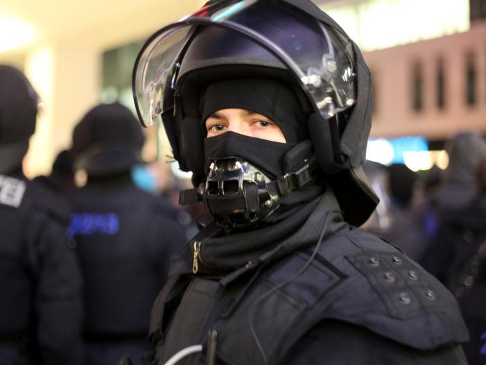 Photo of Gewerkschaft: Neue Bundespolizeinheit ist keine Anti-Terror-Einheit