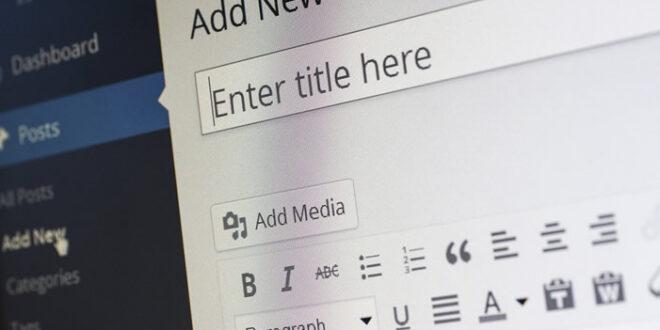 Blogartikel erstellen