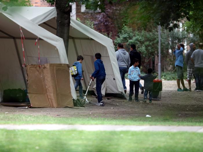 "Bild von De Maizière will Flüchtlingszustrom ""spürbar"" reduzieren"