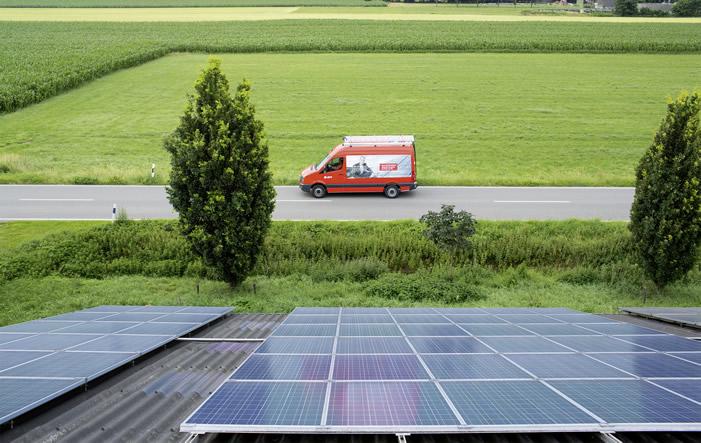 EON Solar - E.ON übernimmt reniva GmbH aus Ulm