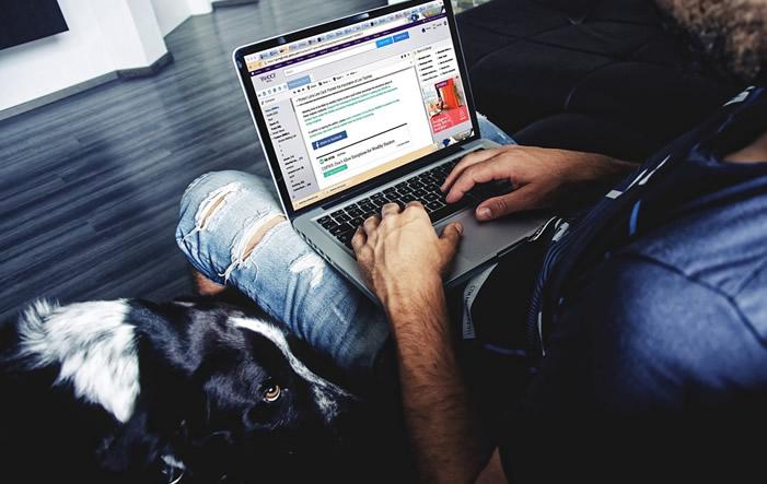 Bild von Studie: Attraktives Profilbild auf Facebook erhöht Jobchancen