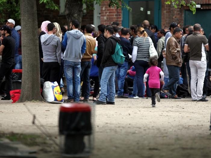 Flüchtlinge-CDU-Vize-für-Grenzzentren-und-flexible-Tageskontingente Flüchtlinge: CDU-Vize für Grenzzentren und flexible Tageskontingente