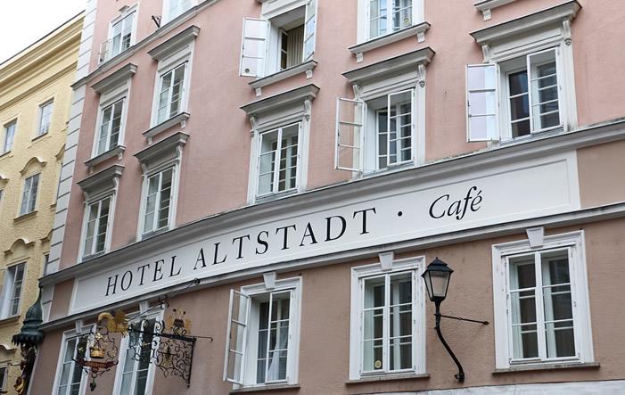Hotel Altstadt Salzburg