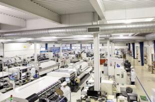 IKOR-Produktionshalle San Sebastian