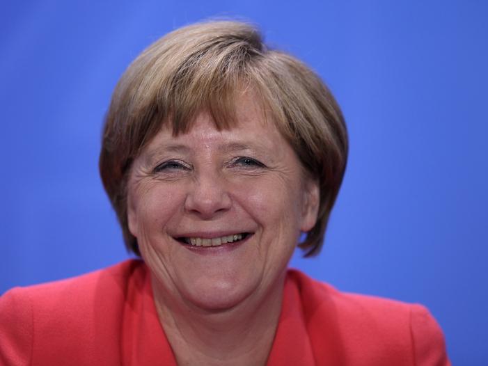 Merkel gratuliert Angelique Kerber zum Sieg bei Australian Open