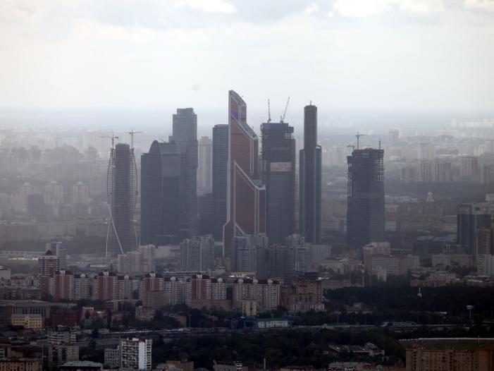 Putin Sanktionen treffen Russland - Putin: Sanktionen treffen Russland