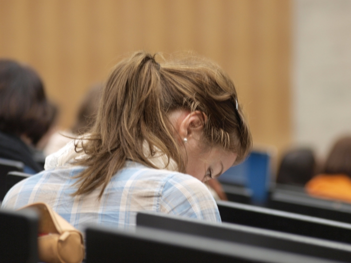 Photo of Umfrage: Jeder dritte Student glaubt nicht an erfolgreichen Abschluss