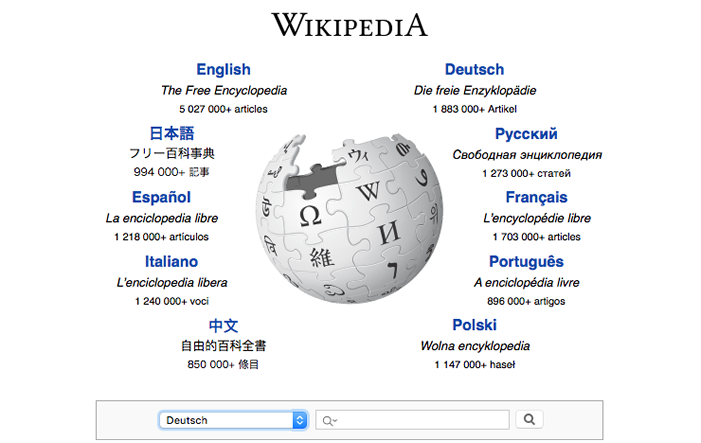 Photo of Wikipedia: 80% der Internetnutzer recherchieren im Onlinelexikon