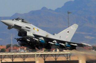 Britische Luftwaffe fängt russische Kampfjets ab 310x205 - Britische Luftwaffe fängt russische Kampfjets ab