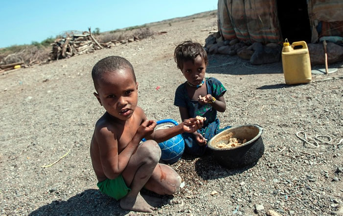 Duere Aethiopien - Äthiopien: Dürrekatastrophe spitzt sich zu