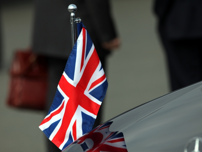 Bild von Londoner Bürgermeister für EU-Austritt Großbritanniens
