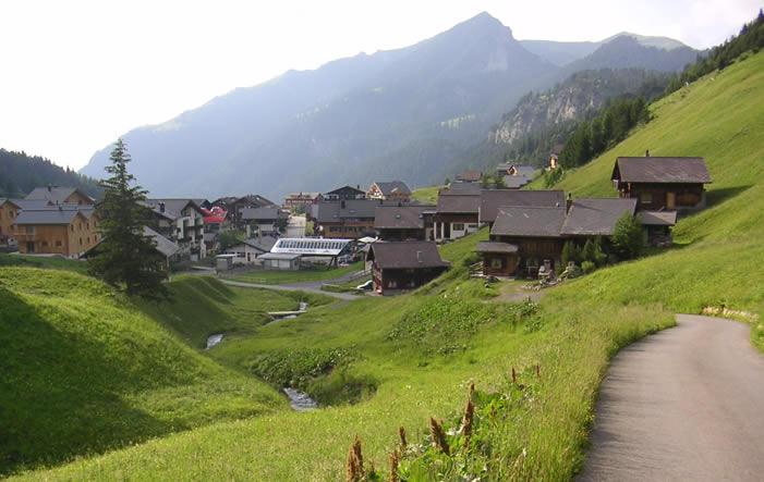 Bild von Austausch: Schweiz, Österreich, Liechtenstein und Slowenien