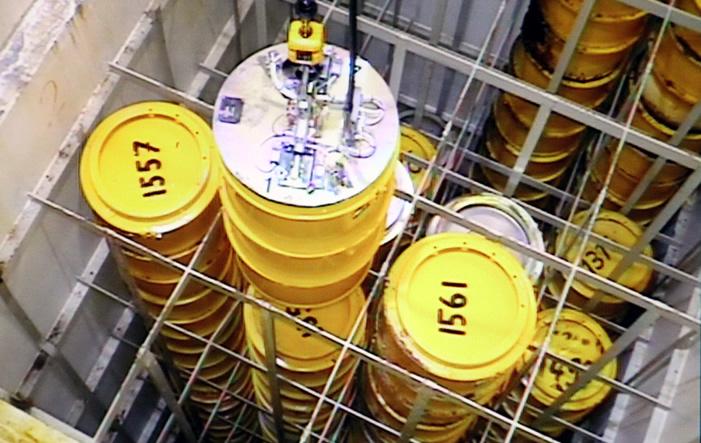 Photo of Vattenfall holt Fässer mit radioaktiven Abfällen aus den Kavernen