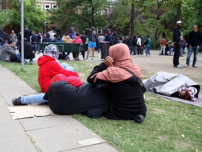 Rom Blockade der Balkanroute löst Flüchtlingsproblem nicht - Rom: Blockade der Balkanroute löst Flüchtlingsproblem nicht