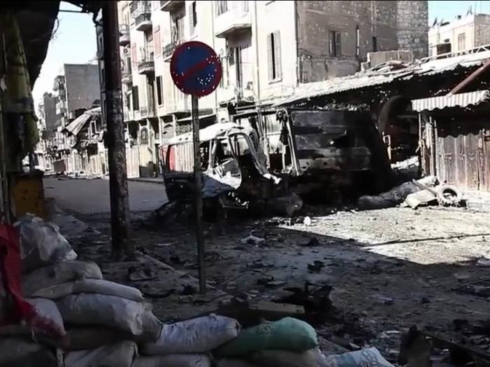 Syrische Regierung akzeptiert Feuerpause