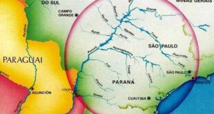 Tiete-Parana-Kanal