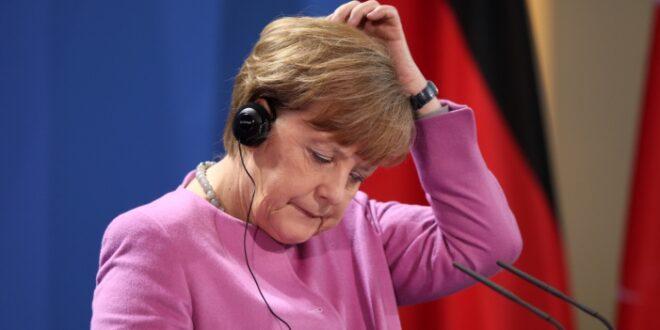 Merkel Verliert Rückhalt