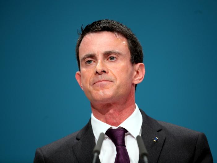 Valls: Lokale Bodentruppen entscheidend im Syrien-Krieg