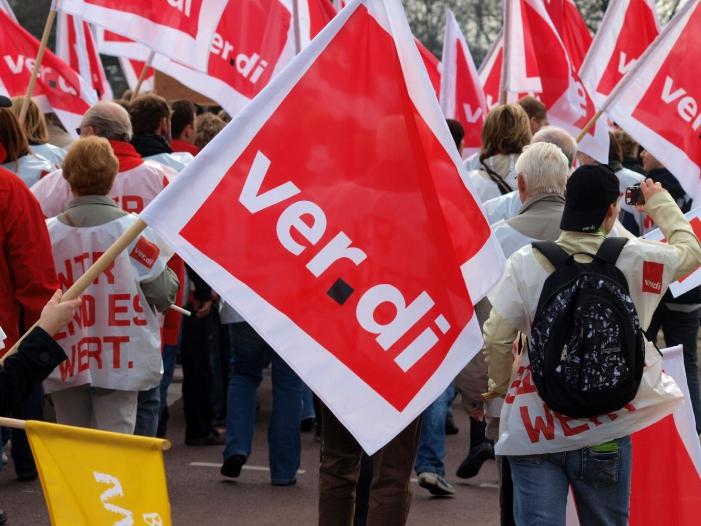 Verdi-will-sechs-Prozent-mehr-Gehalt-im-öffentlichen-Dienst Verdi will sechs Prozent mehr Gehalt im öffentlichen Dienst