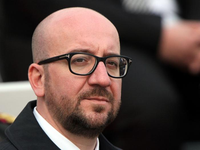 Belgiens Ministerpräsident mit Anti Terror Einsatz zufrieden - Belgiens Ministerpräsident mit Anti-Terror-Einsatz zufrieden