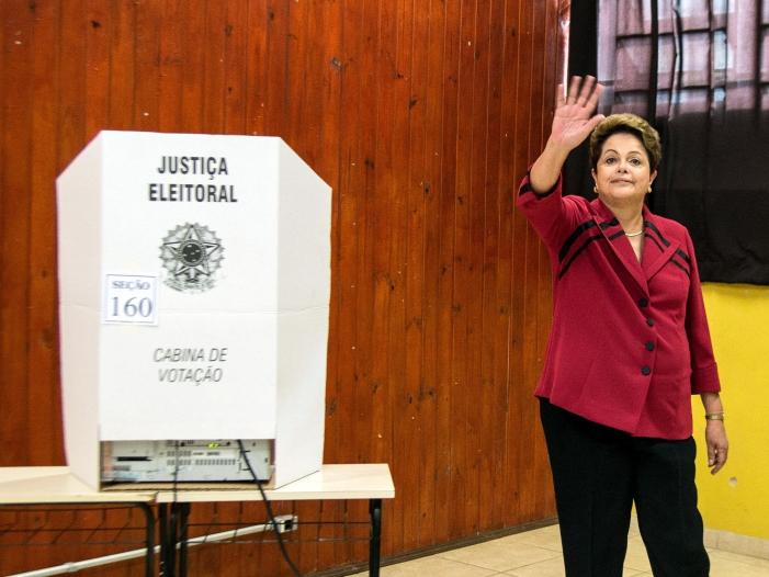 Photo of Brasilien: Rousseff warnt vor Staatsstreich