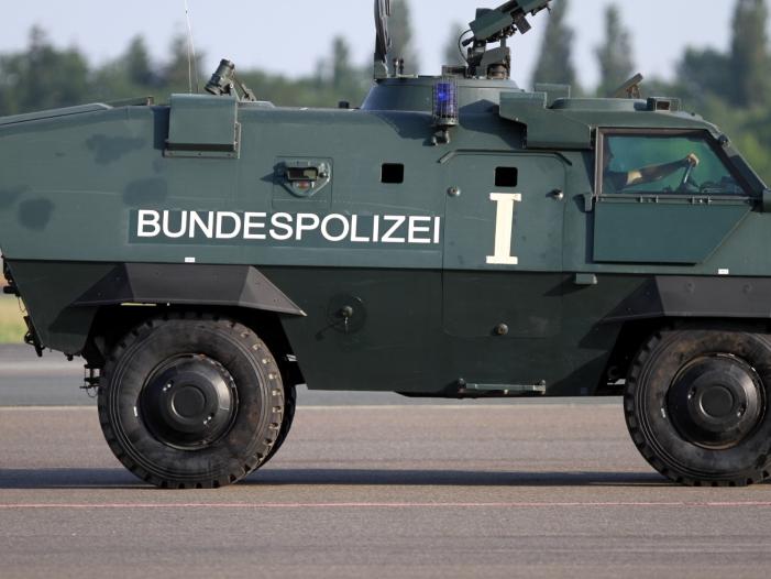 Bundespolizei leistet fast drei Millionen Überstunden - Bundespolizei leistet fast drei Millionen Überstunden