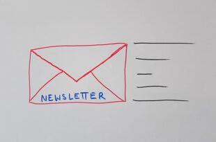 E Mail Newsletter 310x205 - Email-Marketing – mit Software zum Erfolg