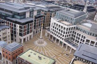 London Stock Exchange Square 310x205 - Deal mit Risiken, Kommentar zur Fusion der Deutschen Börse und der Londoner Börse von Christopher Kalbhenn
