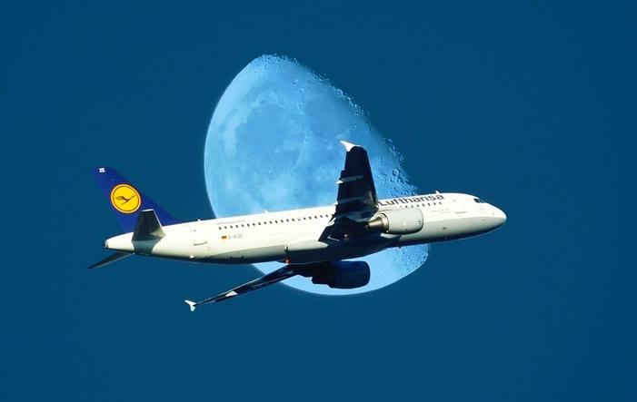Lufthansa - Nicht nachhaltig, Kommentar zur Lufthansa von Lisa Schmelzer