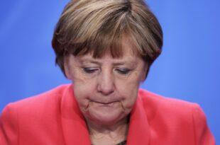 """Merkel Schwerer Tag für die CDU Grün Rot in BW abgewählt 310x205 - Merkel: """"Schwerer Tag für die CDU"""" - Grün-Rot in BW """"abgewählt"""""""
