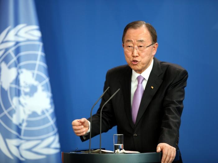 Nachfolge für Ban Ki moon EU Komissionsvize will eine Frau - Nachfolge für Ban Ki-moon: EU-Komissionsvize will eine Frau