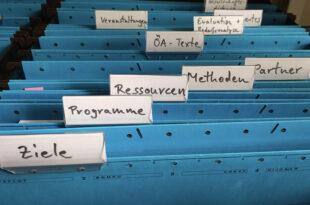 Ordnung 310x205 - Dokumentenmanagement in Unternehmen - Lösungen der paperless group