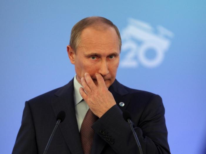 "Unionspolitiker werfen Putin Propaganda Krieg gegen Deutschland vor - Unionspolitiker werfen Putin ""Propaganda-Krieg gegen Deutschland"" vor"