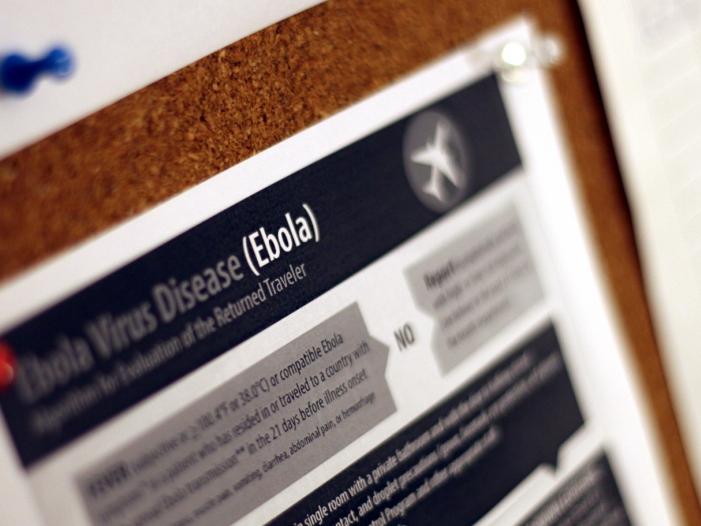 Weltgesundheitsorganisation erklärt Ebola Notstand für beendet - Weltgesundheitsorganisation erklärt Ebola-Notstand für beendet