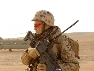 """dts image 2804 jrftditatp 2171 400 30017 - Deutscher Kommandeur schätzt Lage in Nordafghanistan """"sehr ernst"""" ein"""