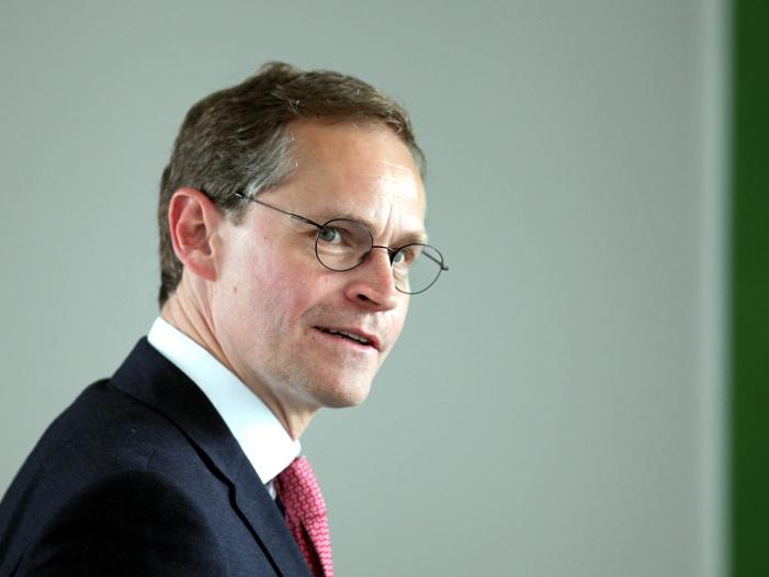 Berlins Regierender Menschen erwarten klare Führung - Berlins Regierender: Menschen erwarten klare Führung