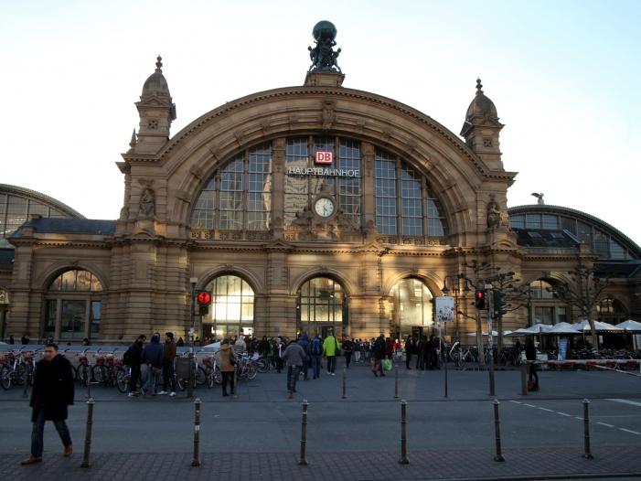 Frankfurt / Main - Hauptbahnhof, über dts Nachrichtenagentur